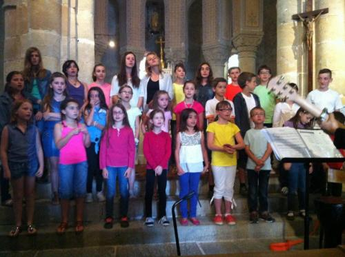 Petites Voix Fête de la musique 2015 Montpeyroux (3)